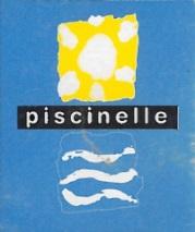 Premier logo Piscinelle - 1995