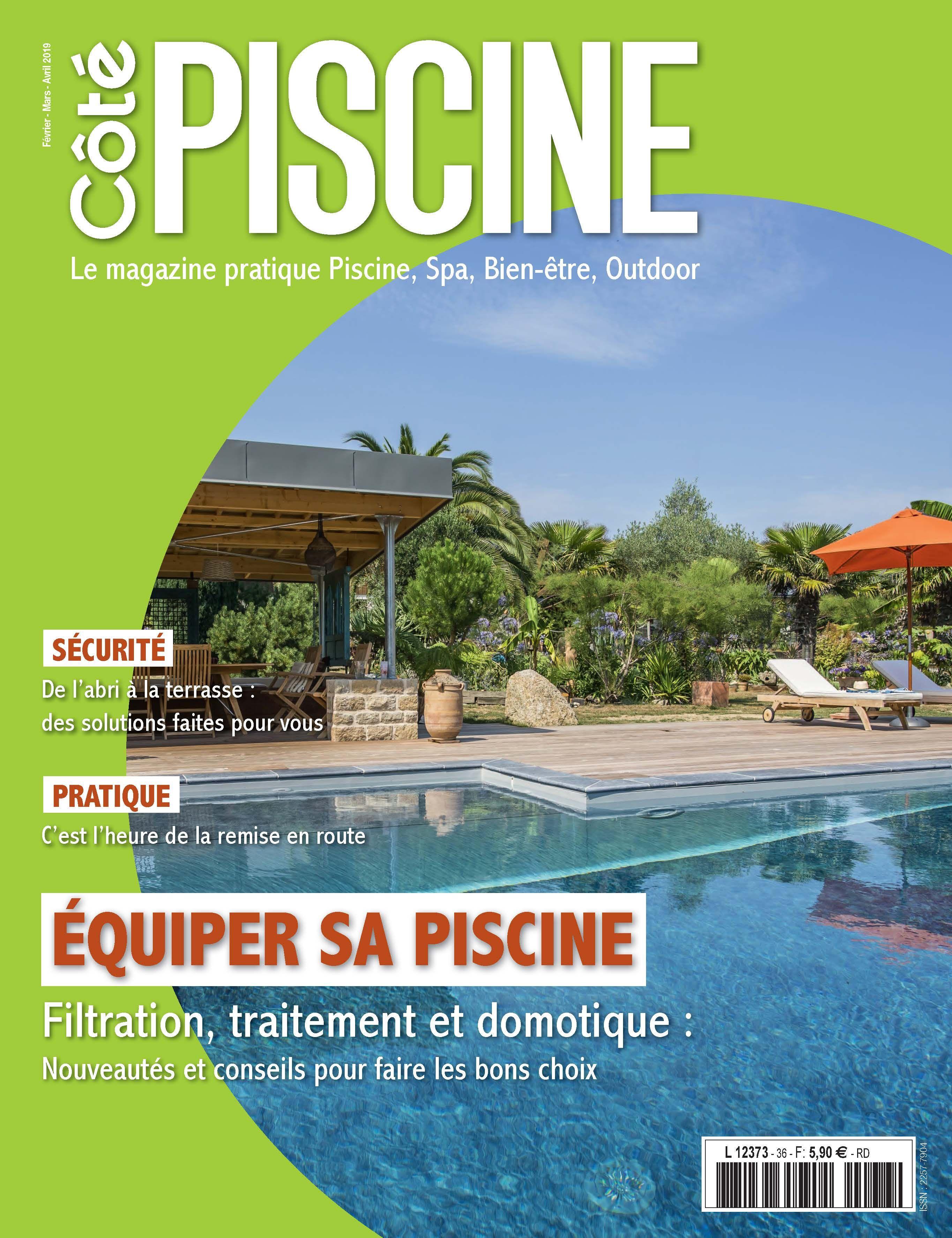 Une piscine design et durable - Piscinelle