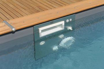 Couloir de nage équipé d'un MF5