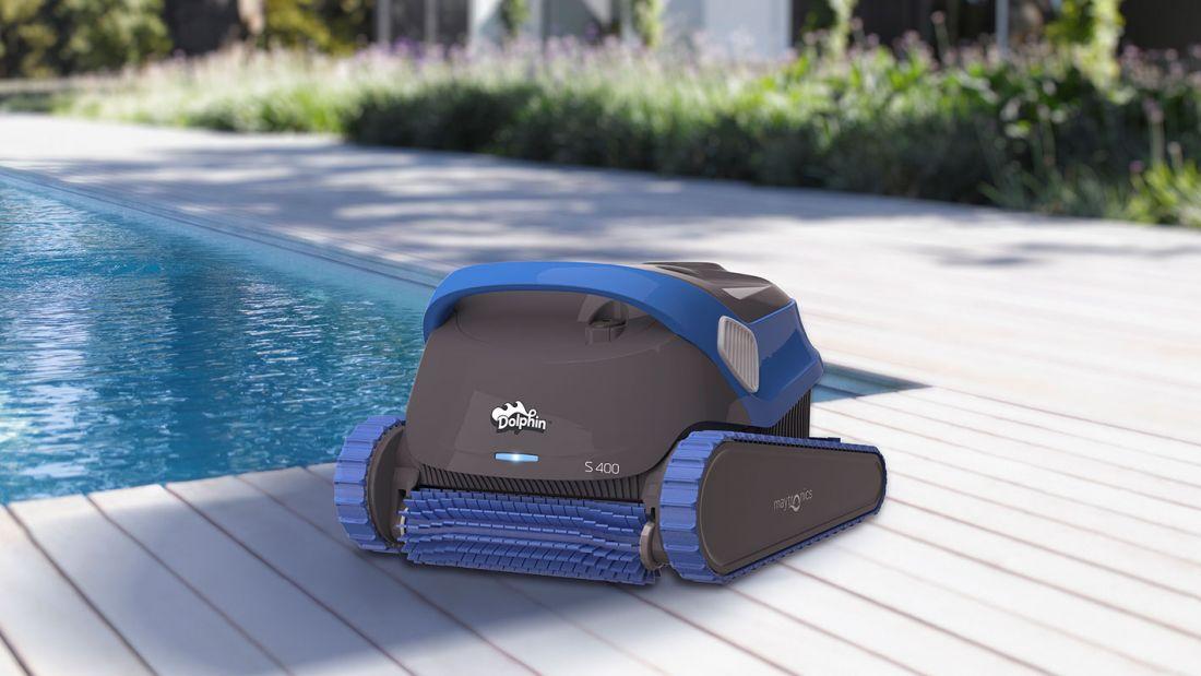 Robot de piscine Dolphin S 400