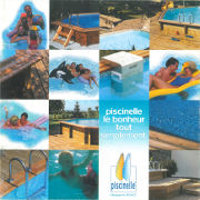 Catalogue Piscinelle 1999