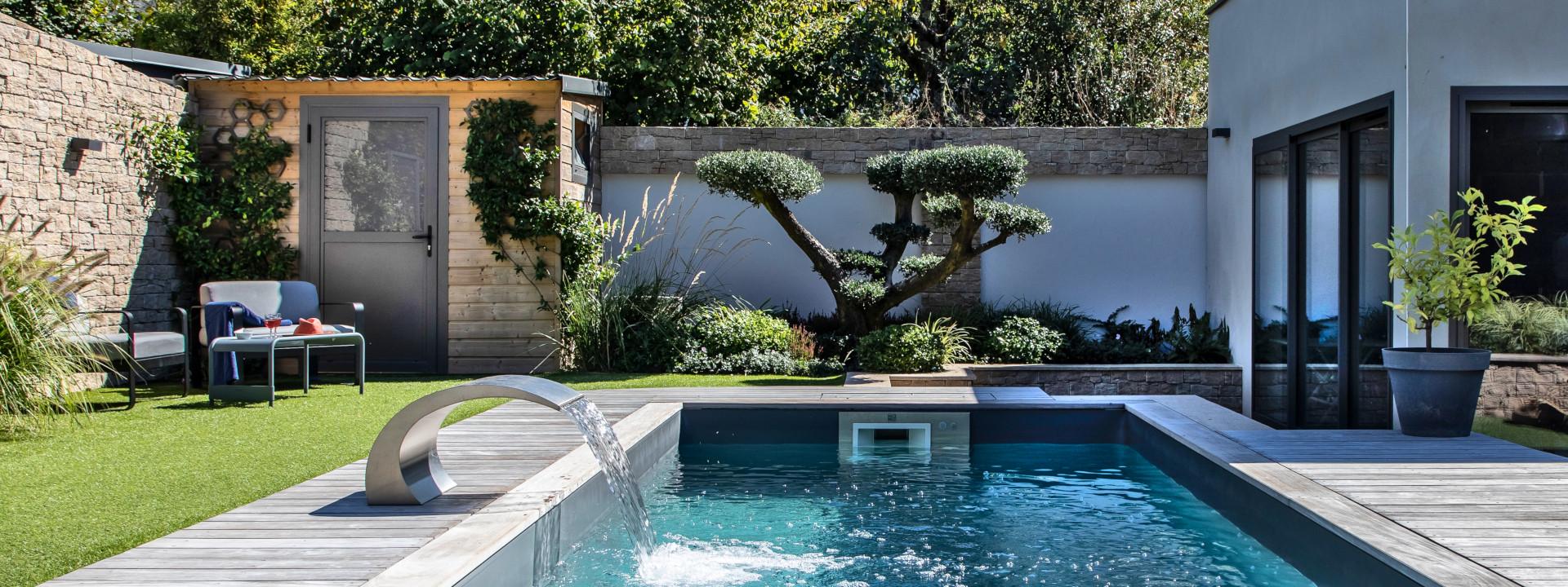 Constructeur De Piscine Paris piscinelle : fabricant de piscines éco-design