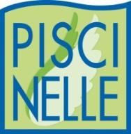 Troisième logo Piscinelle - 2003