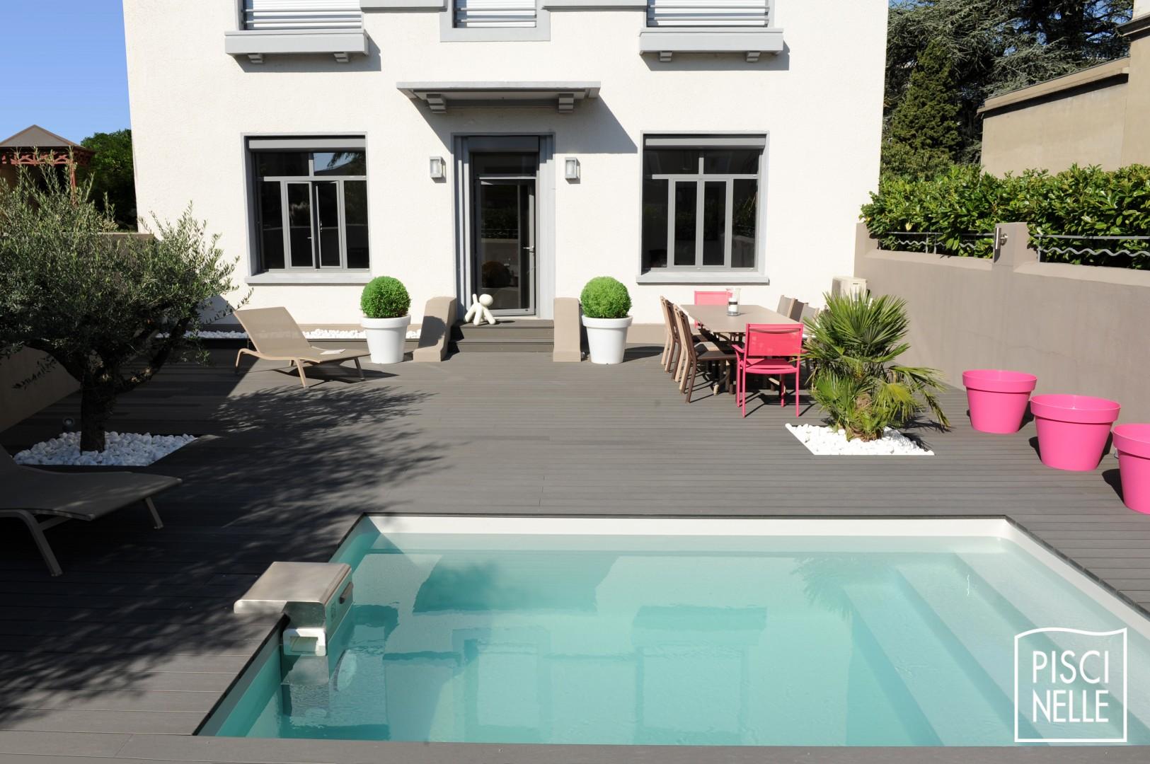 Mini Piscine Petit Jardin piscine de petite taille - piscine xs - mini-piscine
