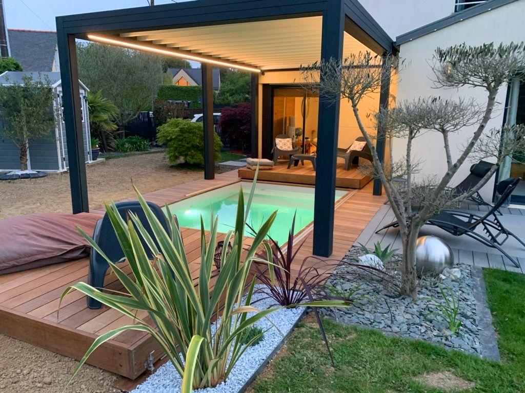 Le projet est parfaitement abouti, maîtrisé et change complètement l'aspect et le rapport au jardin.