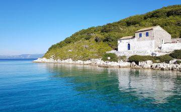 Paxos... une Île au cœur de la mer Ionienne qui a tous les charmes de la Grèce.