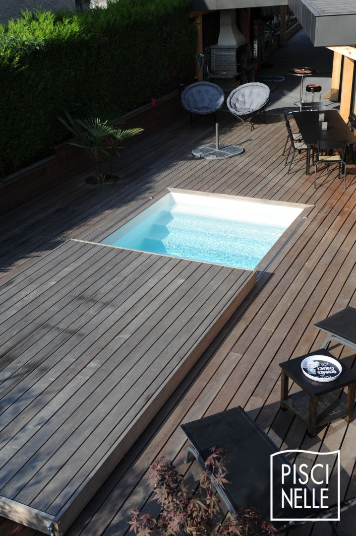 reportage photo piscine terrasse mobile. Black Bedroom Furniture Sets. Home Design Ideas