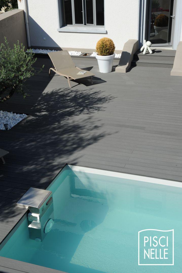 piscine urbaine en centre ville de valence piscinelle. Black Bedroom Furniture Sets. Home Design Ideas