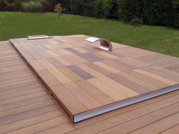 Winter Deck pour Piscinelle Iki - à partir de 3 990 €