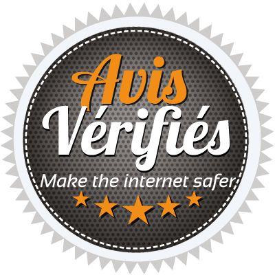 Logo d'Avis-Vérifiés, leader mondial de la collecte d'avis sécurisée sur Internet.