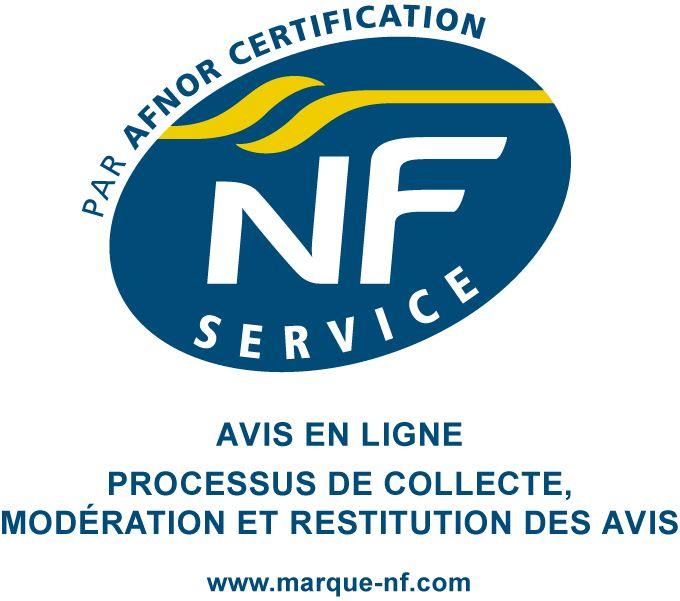 Logo de l'AFNOR Association française de normalisation