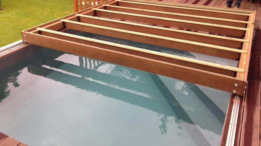 Rolling-Deck Structure seule