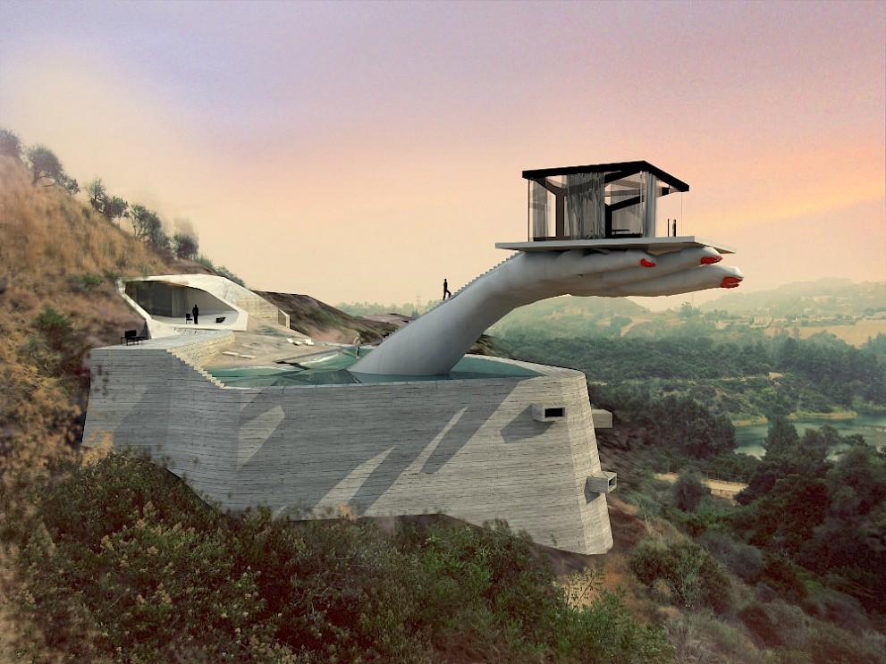 Projet de piscine privée incroyable